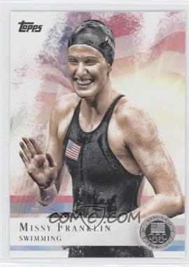 2012 Topps U.S. Olympic Team and Olympic Hopefuls - [Base] - Silver #59 - Missy Franklin