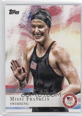 2012 Topps U.S. Olympic Team and Olympic Hopefuls - [Base] #59 - Missy Franklin