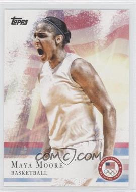 2012 Topps U.S. Olympic Team and Olympic Hopefuls - [Base] #60 - Maya Moore