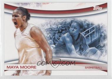 2012 Topps U.S. Olympic Team and Olympic Hopefuls - Games of the XXX Olympiad #OLY-3 - Maya Moore