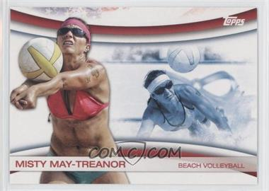 2012 Topps U.S. Olympic Team and Olympic Hopefuls - Games of the XXX Olympiad #OLY-4 - Misty May-Treanor