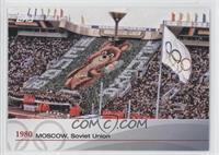 1980 - Moscow, Soviet Union