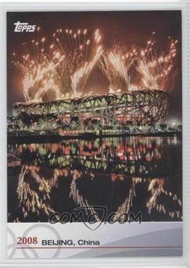2012 Topps U.S. Olympic Team and Olympic Hopefuls - Heritage of the Games #OH-XXIX - 2008 Beijing, China
