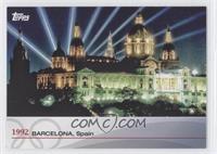 1992 Barcelona, Spain