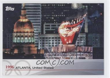 2012 Topps U.S. Olympic Team and Olympic Hopefuls - Heritage of the Games #OH-XXVI - 1996 Atlanta, United States