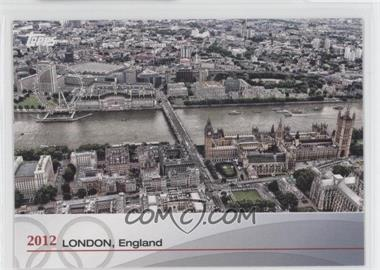 2012 Topps U.S. Olympic Team and Olympic Hopefuls - Heritage of the Games #OH-XXX - 2012 London, England