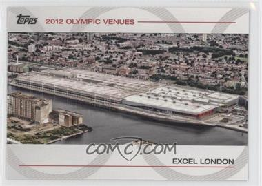 2012 Topps U.S. Olympic Team and Olympic Hopefuls - Olympic Venues #SOV-10 - Excel London