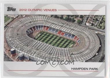 2012 Topps U.S. Olympic Team and Olympic Hopefuls - Olympic Venues #SOV-25 - Hampden Park
