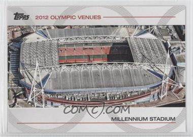 2012 Topps U.S. Olympic Team and Olympic Hopefuls - Olympic Venues #SOV-27 - Millennium Stadium