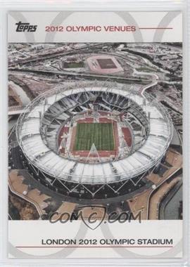 2012 Topps U.S. Olympic Team and Olympic Hopefuls - Olympic Venues #SOV-6 - London 2012 Olympic Stadium