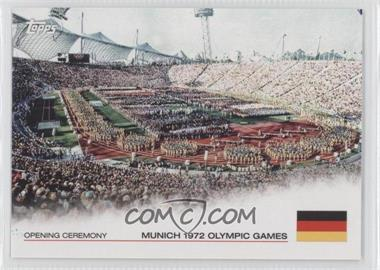 2012 Topps U.S. Olympic Team and Olympic Hopefuls - Opening Ceremony #OC-17 - Munich 1972 Olympic Games