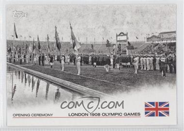 2012 Topps U.S. Olympic Team and Olympic Hopefuls - Opening Ceremony #OC-4 - London 1908 Olympic Games