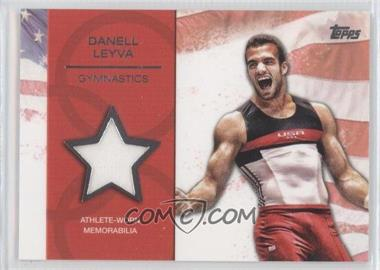 2012 Topps U.S. Olympic Team and Olympic Hopefuls - Relics - Silver #OR-DL - Danell Leyva /50
