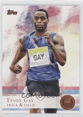 2012 Topps U.S. Olympic Team and Olympic Hopefuls [???] #10 - [Missing]
