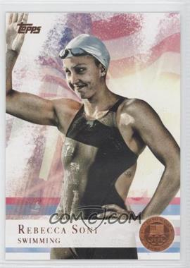 2012 Topps U.S. Olympic Team and Olympic Hopefuls [???] #26 - [Missing]