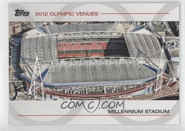 2012 Topps U.S. Olympic Team and Olympic Hopefuls [???] #27 - [Missing]