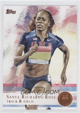 2012 Topps U.S. Olympic Team and Olympic Hopefuls [???] #30 - [Missing]