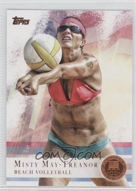 2012 Topps U.S. Olympic Team and Olympic Hopefuls [???] #40 - Misty May-Treanor