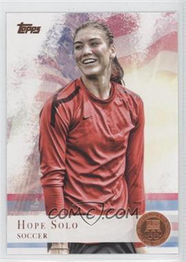 2012 Topps U.S. Olympic Team and Olympic Hopefuls [???] #50 - [Missing]