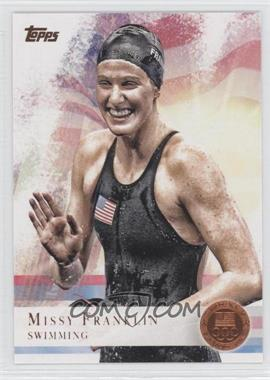2012 Topps U.S. Olympic Team and Olympic Hopefuls [???] #59 - [Missing]