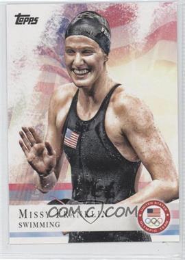2012 Topps U.S. Olympic Team and Olympic Hopefuls [???] #59 - Missy Franklin