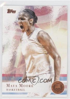2012 Topps U.S. Olympic Team and Olympic Hopefuls [???] #60 - [Missing]