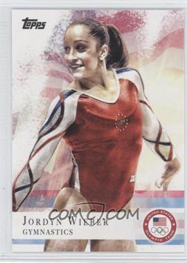 2012 Topps U.S. Olympic Team and Olympic Hopefuls [???] #78 - [Missing]