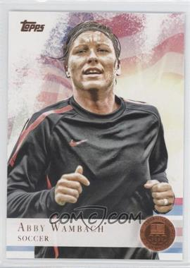 2012 Topps U.S. Olympic Team and Olympic Hopefuls [???] #93 - [Missing]