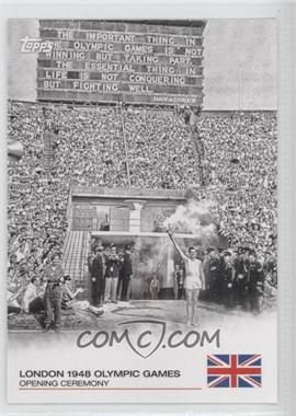 2012 Topps U.S. Olympic Team and Olympic Hopefuls [???] #OC-11 - [Missing]