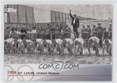 2012 Topps U.S. Olympic Team and Olympic Hopefuls [???] #OH-III - [Missing]