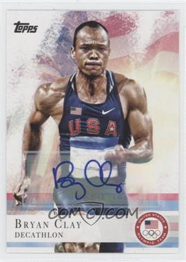 2012 Topps U.S. Olympic Team and Olympic Hopefuls Autographs [Autographed] #19 - [Missing]