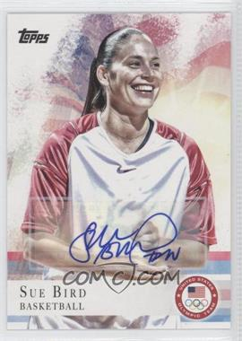2012 Topps U.S. Olympic Team and Olympic Hopefuls Autographs [Autographed] #20 - Sue Bird
