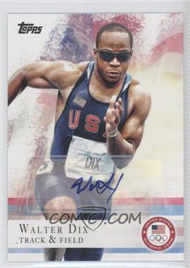 2012 Topps U.S. Olympic Team and Olympic Hopefuls Autographs [Autographed] #4 - [Missing]