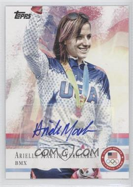 2012 Topps U.S. Olympic Team and Olympic Hopefuls Autographs [Autographed] #67 - [Missing]