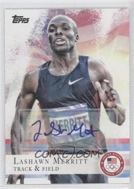 2012 Topps U.S. Olympic Team and Olympic Hopefuls Autographs #22 - [Missing]