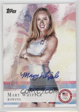 2012 Topps U.S. Olympic Team and Olympic Hopefuls Autographs #7 - [Missing]