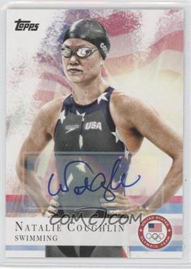 2012 Topps U.S. Olympic Team and Olympic Hopefuls Autographs #9 - [Missing]