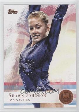 2012 Topps U.S. Olympic Team and Olympic Hopefuls Bronze #1 - [Missing]