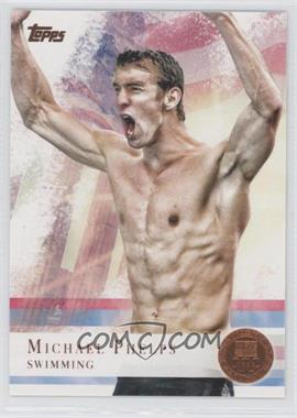 2012 Topps U.S. Olympic Team and Olympic Hopefuls Bronze #100 - [Missing]