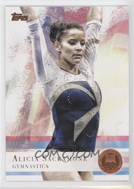 2012 Topps U.S. Olympic Team and Olympic Hopefuls Bronze #11 - [Missing]