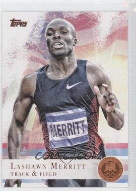 2012 Topps U.S. Olympic Team and Olympic Hopefuls Bronze #22 - [Missing]