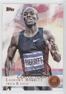 2012 Topps U.S. Olympic Team and Olympic Hopefuls Bronze #22 - [Missing]