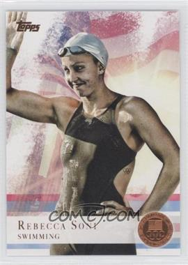 2012 Topps U.S. Olympic Team and Olympic Hopefuls Bronze #26 - [Missing]