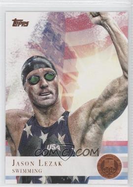 2012 Topps U.S. Olympic Team and Olympic Hopefuls Bronze #31 - [Missing]