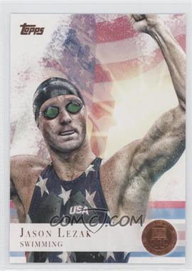 2012 Topps U.S. Olympic Team and Olympic Hopefuls Bronze #31 - [Missing]