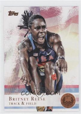 2012 Topps U.S. Olympic Team and Olympic Hopefuls Bronze #39 - Britney Reese