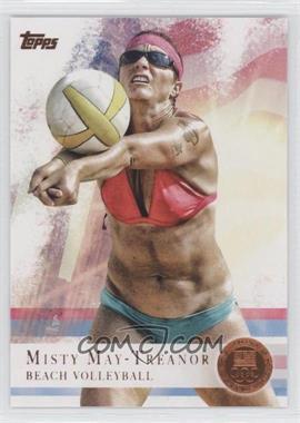 2012 Topps U.S. Olympic Team and Olympic Hopefuls Bronze #40 - Misty May-Treanor