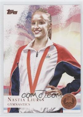 2012 Topps U.S. Olympic Team and Olympic Hopefuls Bronze #43 - [Missing]
