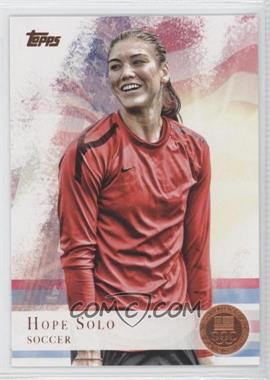 2012 Topps U.S. Olympic Team and Olympic Hopefuls Bronze #50 - [Missing]