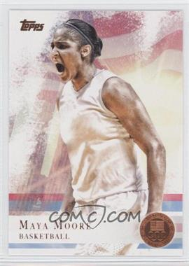 2012 Topps U.S. Olympic Team and Olympic Hopefuls Bronze #60 - [Missing]